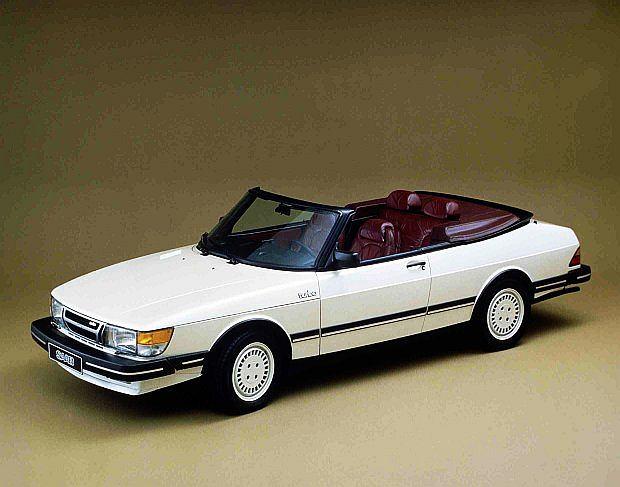 W roku 1983 na salonie samochodowym we Frankfurcie pokazano prototyp Saaba 900 Turbo 16 Cabriolet
