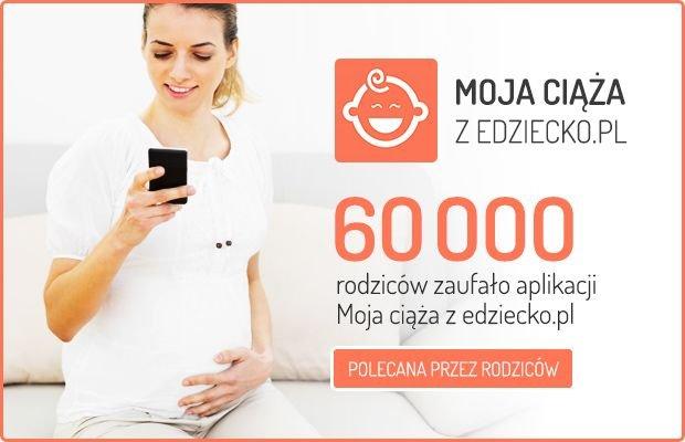 Aplikacja Moja Ciąża z eDziecko.pl
