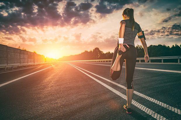 Trening biegowy dla początkujących wymaga bieganie 2-3 razy w tygodniu