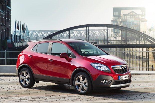 Opel Mokka   Wideo   Crossover do miasta
