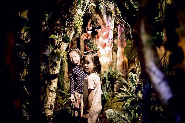 Wystawa 'Adventures in Moominland' w londyńskim Southbank Centre (do 23 kwietnia). W tym labiryncie każdy poczuje się jak dziecko