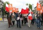 """300 os�b protestowa�o w Londynie przeciw """"lekcewa�eniu Polak�w i demonizowaniu imigrant�w"""""""