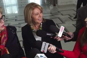 Małgorzata Gersdorf: Nie boję się, że sędziowie będą ulegli