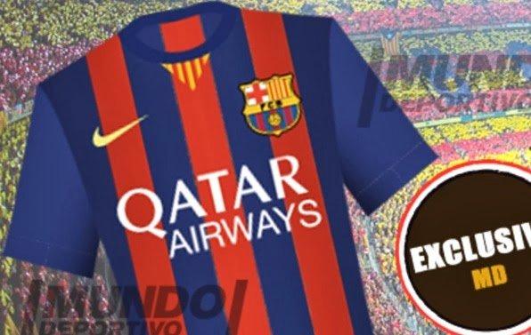 f2646a367 Zdjęcie numer 7 w galerii - Zobacz nowe koszulki najsilniejszych klubów na  sezon 2014/2015