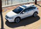Subaru udoskonala model XV
