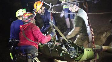 Akcja ratunkowa w Tajlandii. Na jaw wychodzą kolejne szczegóły