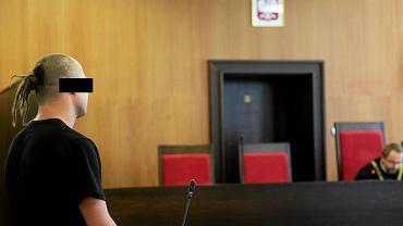 Mariusz G. stanął przed sądem. Grozi mu 5 lat pozbawienia wolnośc