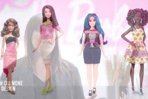 """Barbie w kilku wersjach: pulchna, niska. """"Chcemy pokazać dziewczynkom, że wygląd nie ma znaczenia"""". Kupujecie to?"""