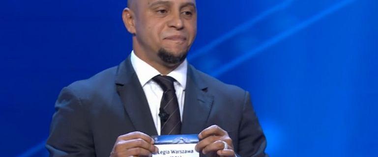 Legia pozna�a swoj� grup� Ligi Mistrz�w! Ale� to b�d� wielkie widowiska!