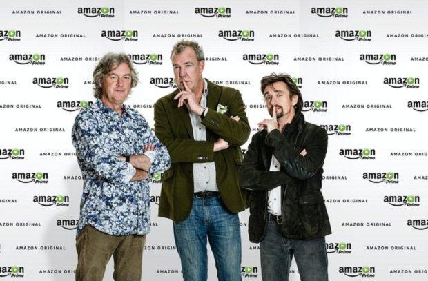 Clarkson, Hammond i May w Amazonie
