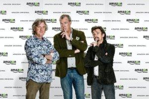 Clarkson, May i Hammond zacz�li zdj�cia do nowego show dla Amazona. I od razu bomba dla fan�w