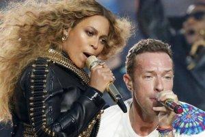 Beyonce, Chris Martin