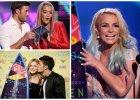 Gwiazdy na Teen Choice Awards 2015. Kicz u Britney Spears, wyjątkowo poważna Rita Ora i sexy Nina Dobrev [STYLIZACJE]