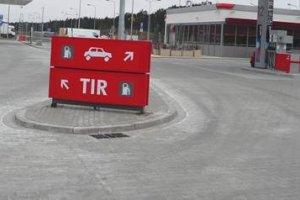 Nowa stacja benzynowa na A1 pod Toruniem