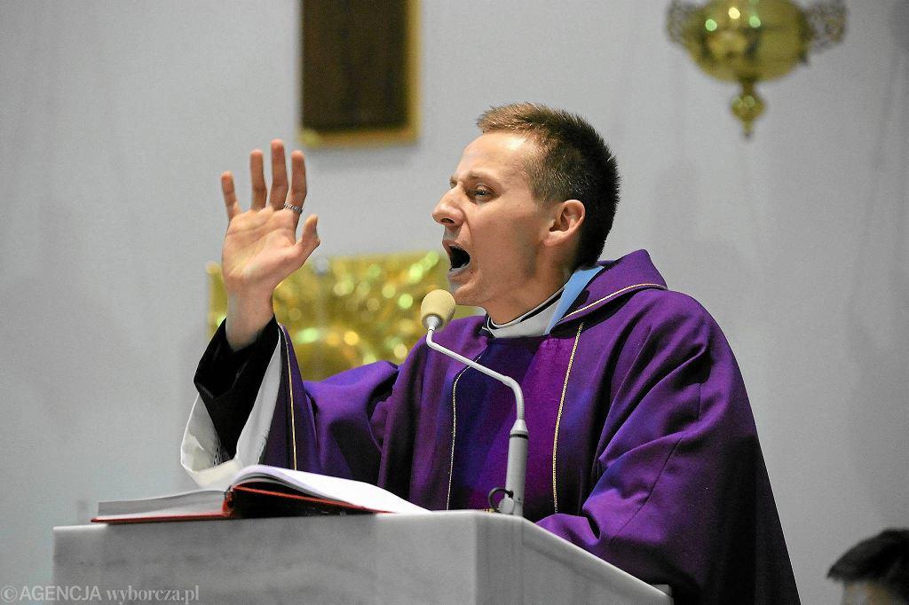 Ksiądz Jacek Międlar