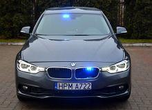 Kolejne 50 policyjnych BMW na polskich drogach. Gdzie spotkasz nowe radiowozy?