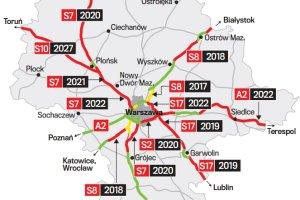 Wschodnia obwodnica i wylot�wka na Gda�sk w 2022 roku. Realne plany?