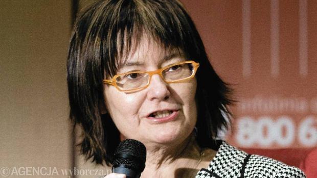 Rzecznik praw obywatelskich: Bita matka wini siebie [ROZMOWA]