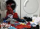 Jak fizycy radzą sobie z... praniem