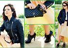 Ramoneska i zwiewna sp�dnica? Zobacz letni� stylizacj� Fashion Roulette