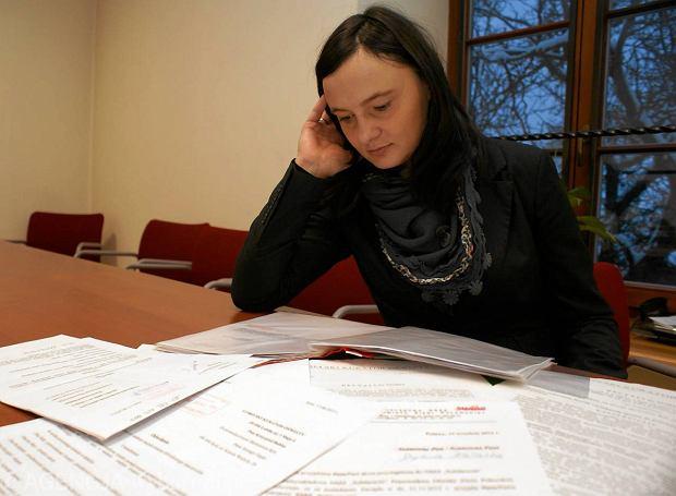 Sylwia Ka�aska nauczycielk� w Zespole Plac�wek O�wiatowych w Leopoldowie by�a od 2005 roku