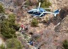Francja: Po katastrofie airbusa czas �a�oby i docieka�