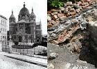 Ta synagoga spłonęła 79 lat temu. Teraz archeolodzy odkrywają jej pozostałości