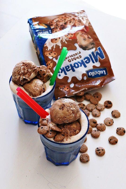 Lubella Mlekołaki Choco Piegołaki