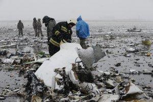 Rosja: katastrofa samolotu FlyDubai. Zgin�y 62 osoby
