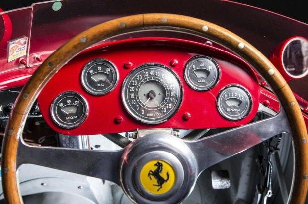 Ferrari 375-Plus Spider Competizione (fot. Bonhams)