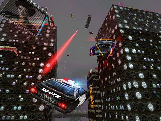 Top 10: najważniejsze polskie gry, top 10, gry, Crime Cities