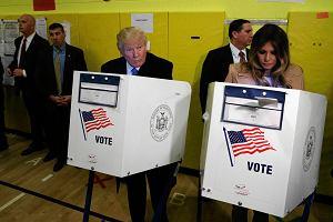 Amerykanie wybierają prezydenta, rząd przyjął ustawę likwidującą gimnazja [SKRÓT DNIA]