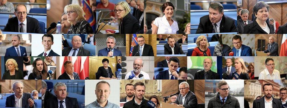 Szczecińscy radni wybrani 21 października