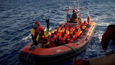 Uchodźcy z Afryki