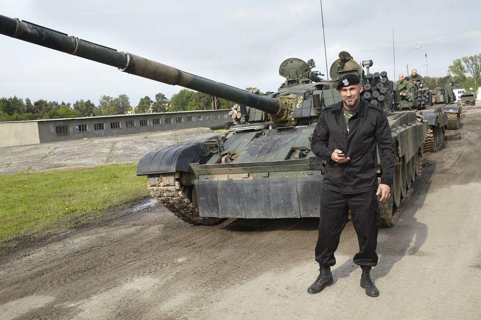 Przemek Saleta Najciezsze wyzwania Wojsko Polskie