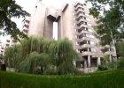 Opuszczony budynek przy ul. Sobieskiego 100.