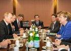 Kreml: Powa�ne rozbie�no�ci mi�dzy Putinem a Merkel w sprawie Ukrainy