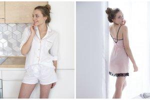 LUNABY - piżamy jak ze snu - kolekcja wiosenna