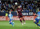 La Liga. Barcelona wygrywa z Malagą. Totalna dominacja