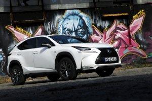 Lexus NX 200t F Sport | Test | Nieszablonowy