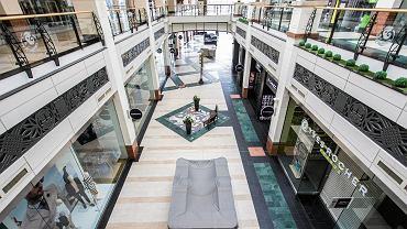 Centrum Handlowe Arkadia podczas pierwszej niedzieli bez handlu