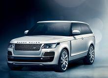 Range Rover SV Coupe - najszybszy Range Rover w historii