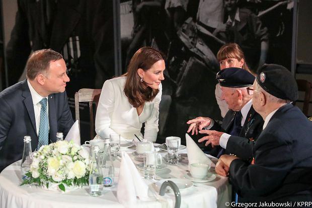 Wizyta pary książęcej w Muzeum Powstania Warszawskiego