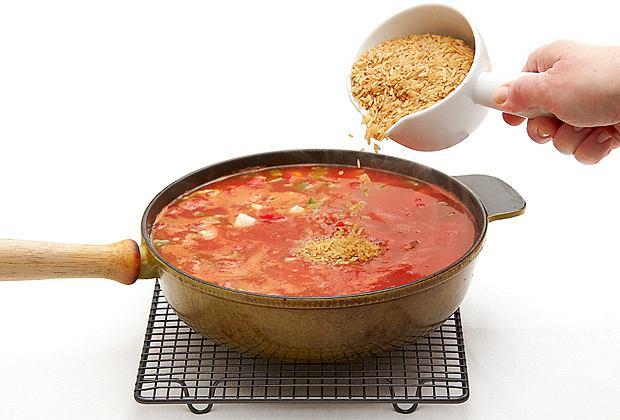 Jambalaya: multi kulti na talerzu, kuchnie świata, kuchnia, przepis na Jambalaya