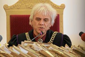 """Prezes Iustitii gorzko: """"Prawo o ustroju s�d�w powszechnych przypomina dzi� brudnopis nagryzmolony o��wkiem"""""""