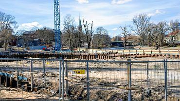 Budowa Nordic Astrum na Babiej Wsi w Bydgoszczy została wstrzymana
