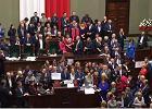 Okupacja mównicy w Sejmie. Spontaniczna manifestacja w Szczecinie [AKTUALIZACJA]
