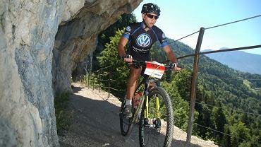 Bogdan Czarnota z Volkswagen Samochody Użytkowe MTB Team
