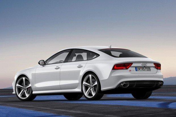 Audi RS7 Sportback (fot. Audi)