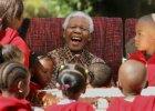 Nelson Mandela nie �yje. Mia� 95 lat. By� symbolem Afryki i walki z apartheidem